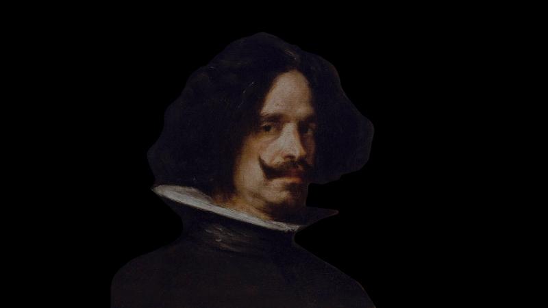 Диего Веласкес- автопортрет художника