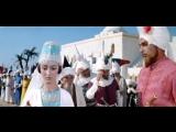 Несравненная царевна Будур изволит отправиться в баню - Волшебная лампа Аладдина