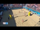1-й полуфинал Tanja Hüberli Nina Betschart - Barbora Hermannova Marketa Slukova