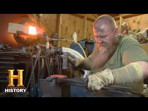 Forged in Fire Bonus - Tabar-Shishpar Home Forge Challenge (Season 4, Episode 20) | History