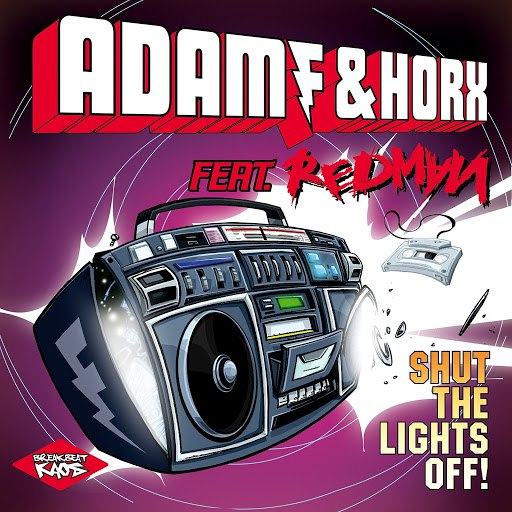 Adam F альбом Shut The Lights Off
