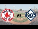 Red Sox VS Rays
