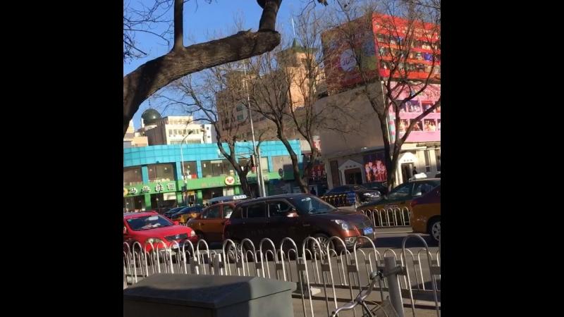 Первый день в Пекине