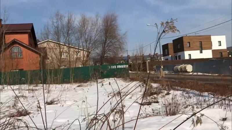Горки 8 д Солослово Одинцовский район МО Продаю отл зем уч правильной формы все комм