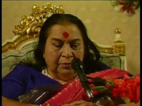 1993 06 06 e4 meditation with Mother Shri Adi Shakti Kundalini Puja Cabella Ligure Italy
