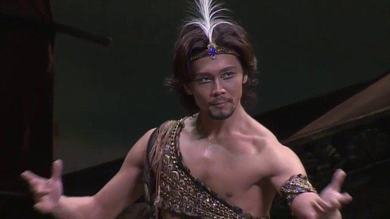 Tetsuya Kumakawa, highlight of Ballet Le Corsaire 熊川哲也「海賊」