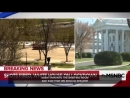 White House on lockdown and staff told to take shelter after gunman SHOOTS HIMSELF