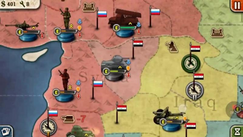 Россия 1991-2017-6 Мир и Ирак—KRB Mode_Modern War