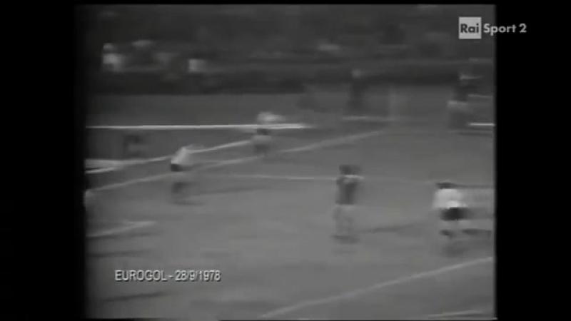 27.09.1978 КОК 1/16 финала 2 матч Шахтёр (Донецк) - Барселона (Испания) 1:1