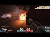 Team Fortress 2 (Pyro, Jungle Inferno)