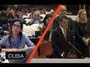 L'éternelle stratégie le la pleurniche israélienne en action !! Mais aujourd'hui avec Cuba, va falloir trouver mieux que ça !