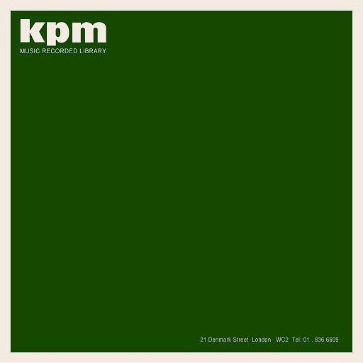 George Fenton альбом Kpm 1000 Series: Handplayed by Robots