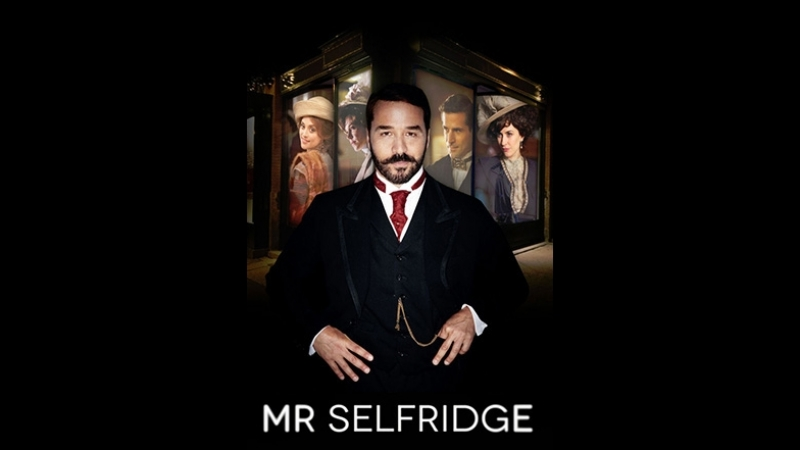 Мистер Селфридж. Mr Selfridge сезон 1 серия 8