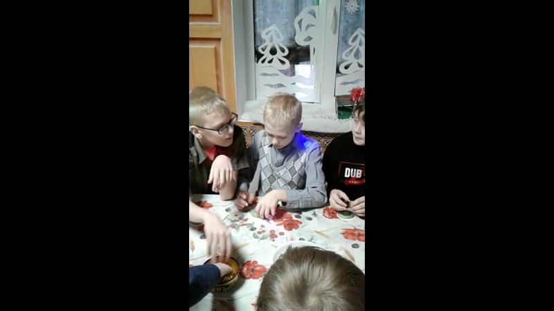 Новый год в резиденции Домовушки