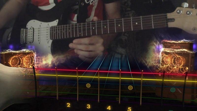 [Rocksmith 2014] Lindemann - Praise Abort (Guitar)
