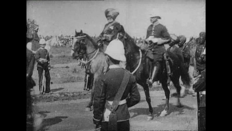47 Coronation Durbar at Delhi (Robert W.Paul, 1903)