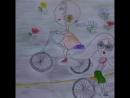 Конкурс детских рисунков «Мама, папа, я — мы велнесс семья» в Ижевске