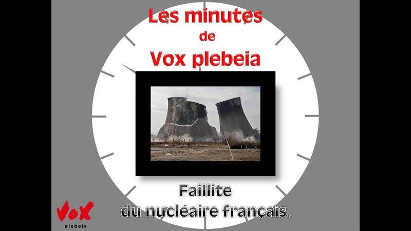 Faillite du nucléaire français