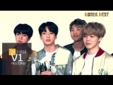 `VIDEO MESSAGE` BTS' support video for KB Stars Basketball Team.