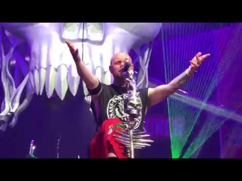 Five Finger Death Punch - Coming Down Legacy Center Birmingham Alabama 05 / 16 / 2018