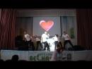 Зажигательный танец Сани Якутова