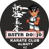 _Batyr DoDjo_  karate club Almaty KZ:
