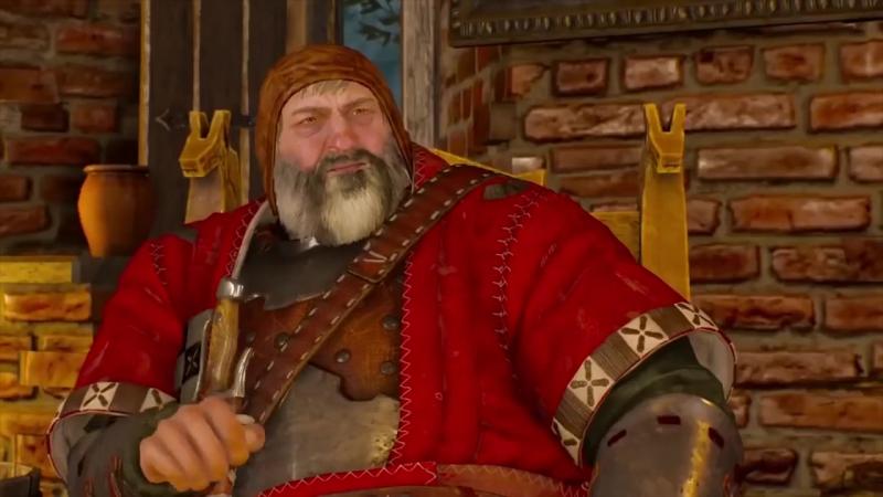 Ведьмак 3 Барон