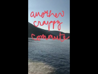 Аманда направляется на съёмочную площадку фильма «Мамма Миа! Это снова мы» в Хорватии | 29.09.17 ( Instagram story)