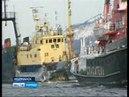 В порт Мурманск доставлен аварийный траулер Бриз