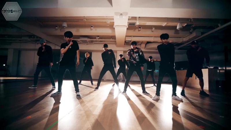[РУСС. САБ] 160630 EXO - Monster @ Dance Practice