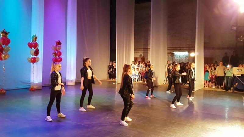 Dancehall kids | г. Йошкар-Ола | Vera Vasina