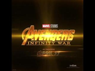 Мстители: Война Бесконечности | Промо-ролик