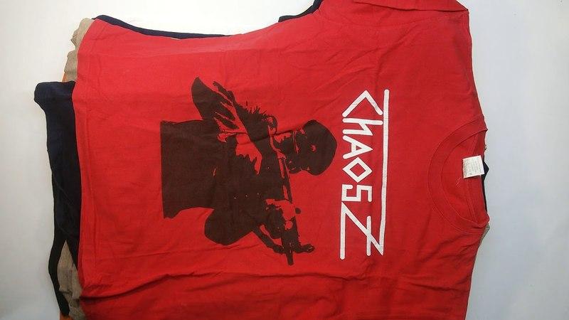 0888 T - Shirts Mens Extra (10 kg) 5пак - мужские футболки экстра Англия