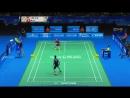 Malaysia 2017 - R16 MS - Lee Chong Wei vs Hu Yun - Бадминтон