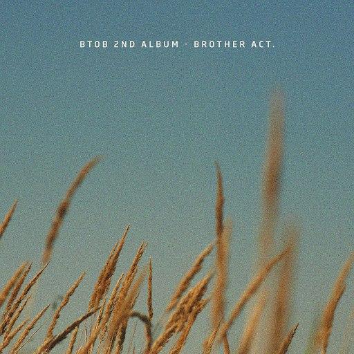 BtoB альбом Brother Act.