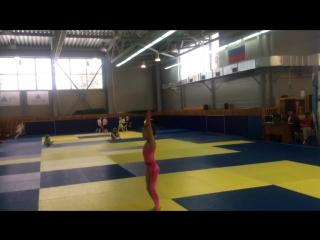 Первенство по спортивной акробатике