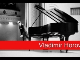 Vladimir Horowitz_ Chopin - Andante Spianato Grand Polonaise in E Flat Major,