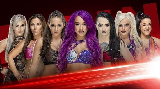 Post image of WWE Monday Night RAW: 28.05.2018