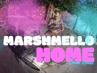 Marshmello - Home (Drum Remix)