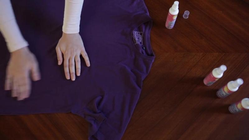 Жидкий утюг - идеальная гладкая одежда за пару минут