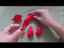 How to make beautiful paper tulip flowers DIY Mothers day c