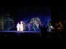 фрагмент спектакля Театриума на Серпуховке Меч самурая с участием Алисы Тен