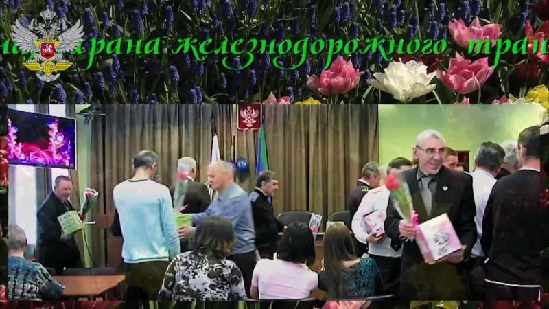2014 8 Марта / Пермский отряд / ВО ЖДТ