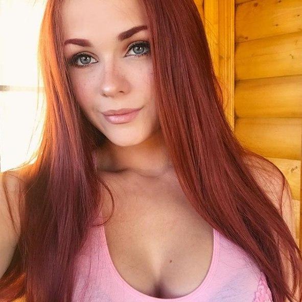 Hot sexy naked female models