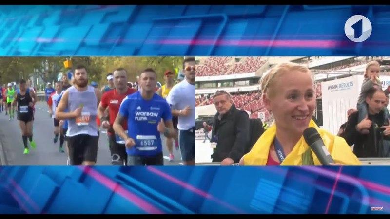 Марафонка Лилия Фиськович побила рекорд, продержавшийся 22 года