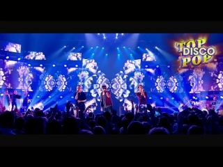 MBand на фестивале Top Disco Pop