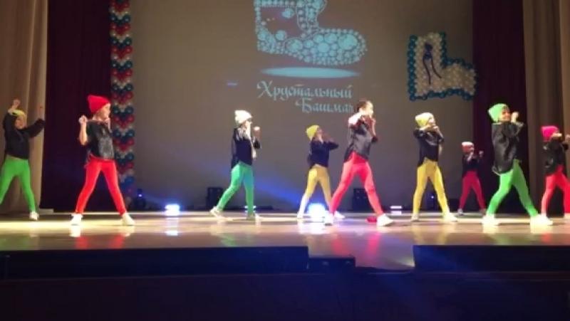 """Школа танцев «Infinity» танцевальная постановка """"Хопчик» (1 место конкурс «Хрустальный башмачок»🤗🎉🏆"""