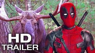 DEADPOOL 2 Wade Loves Canada Trailer NEW (2018) Ryan Reynolds Superhero Movie HD