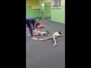 Акробатика для діток в Мережі Сімейних Фітнес Клубів Анастасія