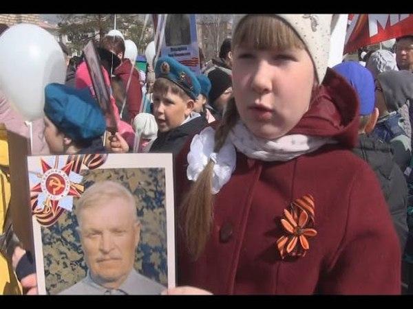 День Победы в пос. Баранчинском